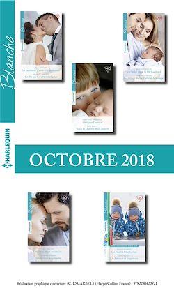10 romans Blanche (nº1391 à 1395 - Octobre 2018)