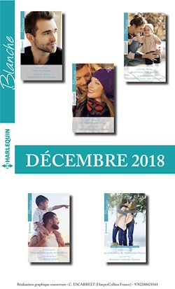 10 romans Blanche (n°1401 à 1405 - Décembre 2018)