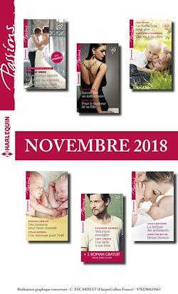 13 romans Passions + 1 gratuit (nº755 à 760 - Novembre 2018)