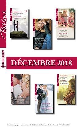 12 romans Passions (nº761 à 766 - Décembre 2018)