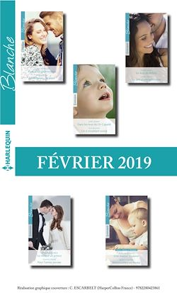 10 romans Blanche (n°1411 à 1415 - Février 2019)