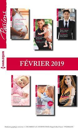 12 romans Passions (n°773 à 778 - Février 2019)