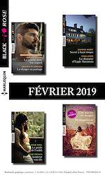 Download this eBook 11 romans Black Rose (n° 519 à 522 - Février 2019)
