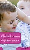 Télécharger le livre :  Deux bébés en cadeau - Un patron amoureux