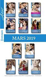 Télécharger cet eBook : 11 romans Azur  + 1 gratuit (n°4059 à 4069 - Mars 2019)