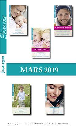 10 romans Blanche + 2 gratuits (n°1416 à 1420 - Mars 2019