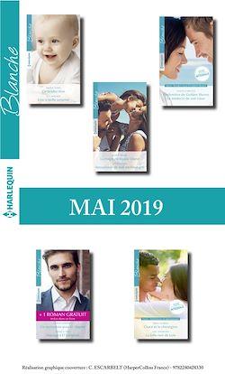 10 romans Blanche + 1 gratuit (n°1426 à 1430 - Mai 2019)
