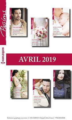 12 romans Passions (n°785 à 790 - Avril 2019)