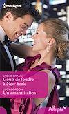 Télécharger le livre :  Coup de foudre à New York - Un amant italien
