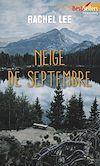 Télécharger le livre :  Neige de septembre