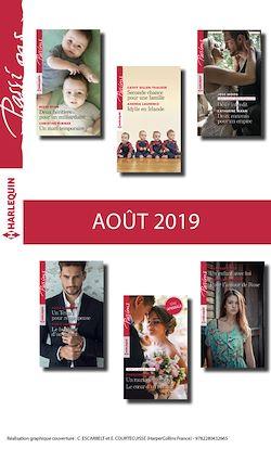 12 romans Passions (n°809 à 814 - Août 2019)