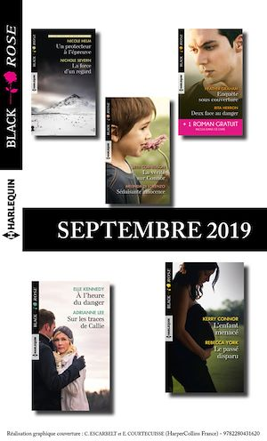 Image de couverture (10 romans Black Rose + 1 gratuit (n°550 à 554 - Septembre 2019))