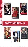 Télécharger le livre :  Pack mensuel Passions : 12 romans + 2 gratuits (Novembre 2019)