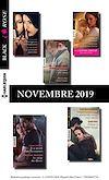 Télécharger le livre :  Pack mensuel Black Rose : 10 romans + 1 gratuit (Novembre 2019)