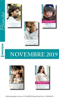 Pack mensuel Blanche : 10 romans + 2 gratuits (Novembre 2019)