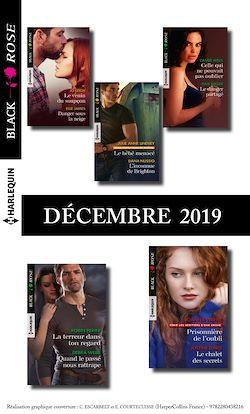 Pack mensuel Black Rose : 10 romans (Décembre 2019)