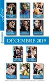 Télécharger le livre :  Pack mensuel Azur : 11 romans (Décembre 2019)