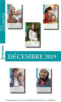 Pack mensuel Blanche : 10 romans (Décembre 2019)