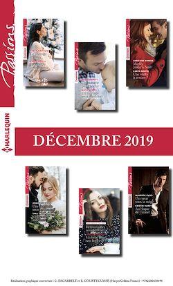 Pack mensuel Passions : 12 romans (Décembre 2019)
