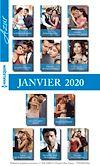 Télécharger le livre :  Pack mensuel Azur : 11 romans + 1 gratuit (Janvier 2020)