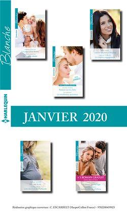 Pack mensuel Blanche : 10 romans + 1 gratuit (Janvier 2020)