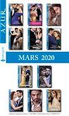 Télécharger le livre :  Pack mensuel Azur : 11 romans + 1 gratuit (Mars 2020)