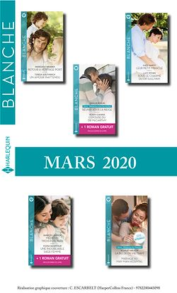 Pack mensuel Blanche : 10 romans (Mars 2020)