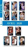 Télécharger le livre :  Pack mensuel Azur : 11 romans + 1 gratuit (Avril 2020)