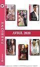 Télécharger le livre : Pack mensuel Passions : 12 romans (Avril 2020)