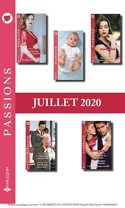 Pack mensuel Passions : 11 romans (Juillet 2020)