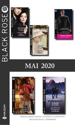 Pack mensuel Black Rose : 10 romans + 1 gratuit (Mai 2020)