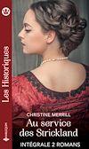 Télécharger le livre :  Au service des Strickland - Intégrale 2 romans