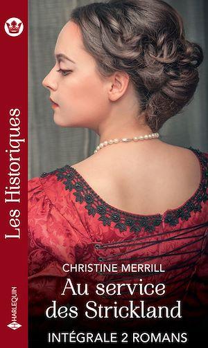 Image de couverture (Au service des Strickland - Intégrale 2 romans)