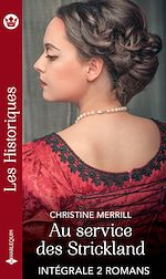 Téléchargez le livre :  Au service des Strickland - Intégrale 2 romans