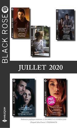 Pack mensuel Black Rose : 11 romans (Juillet 2020)