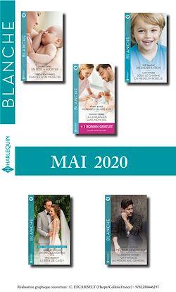 Pack mensuel Blanche : 10 romans + 1 gratuit (Mai 2020)