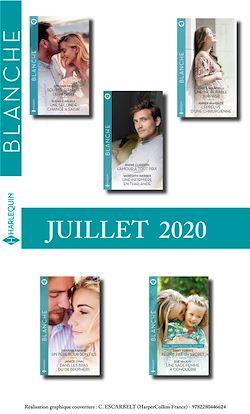 Pack mensuel Blanche : 10 romans (Juillet 2020)