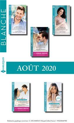 Pack mensuel Blanche : 10 romans + 2 gratuits (Août 2020)