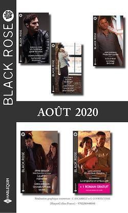 Pack mensuel Black Rose : 10 romans + 1 gratuit (Août 2020)