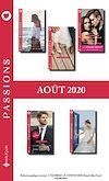 Télécharger le livre :  Pack mensuel Passions : 10 romans + 1 gratuit (Août 2020)