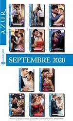 Télécharger le livre :  Pack mensuel Azur 11 romans + 1 gratuit (Septembre 2020)