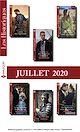 Télécharger le livre : Pack mensuel Les Historiques : 6 romans (Juillet 2020)