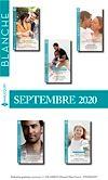 Pack mensuel Blanche : 10 romans (Septembre 2020)