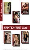 Pack mensuel Les Historiques : 6 romans (Septembre 2020)