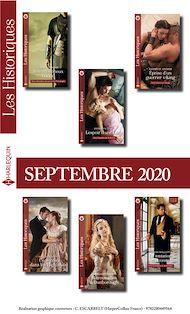 Téléchargez le livre :  Pack mensuel Les Historiques : 6 romans (Septembre 2020)