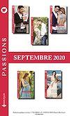 Télécharger le livre :  Pack mensuel Passions : 10 romans (Septembre 2020)