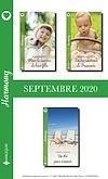 Télécharger le livre :  Pack Mensuel Harmony : 3 romans (Septembre 2020)