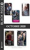 Pack mensuel Black Rose : 10 romans + 1 gratuit (Octobre 2020)