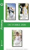 Pack mensuel Harmony : 3 romans (Octobre 2020)