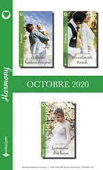 Télécharger le livre :  Pack mensuel Harmony : 3 romans (Octobre 2020)